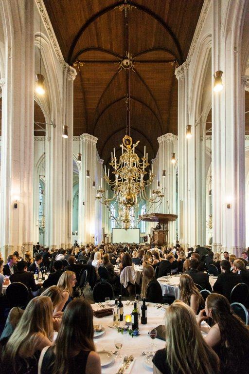 Catering bij de St. Stevenskerk in Nijmegen door De Hemel